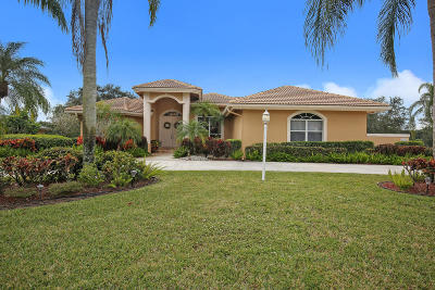 Delray Beach Single Family Home Contingent: 8698 Sawpine Road