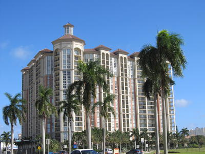 Rental Leased: 550 Okeechobee Boulevard #1506