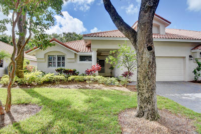 Boca Raton Single Family Home For Sale: 2254 NW 52nd Street