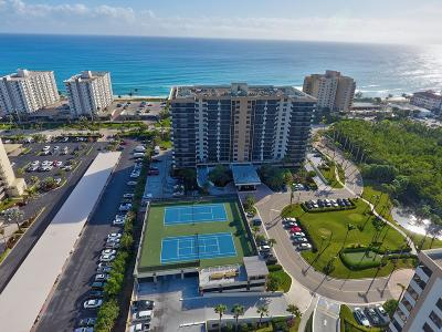 Highland Beach Condo For Sale: 3400 S Ocean Boulevard #4i
