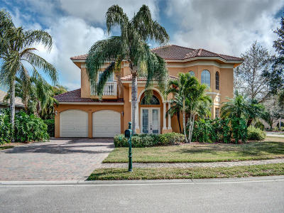 Vero Beach Single Family Home For Sale: 6116 57th Court