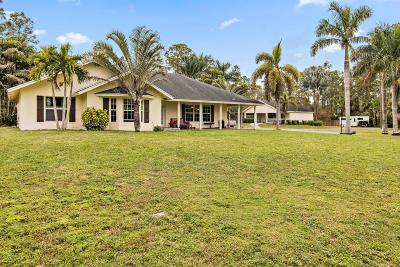 Jupiter Single Family Home For Sale: 16687 115 Avenue