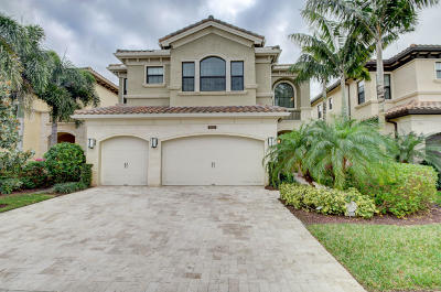 Delray Beach Single Family Home For Sale: 8920 Little Falls Way