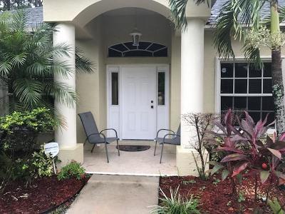 Port Saint Lucie Single Family Home For Sale: 1450 SW Medina Avenue