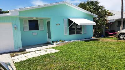 Boynton Beach Single Family Home Contingent: 217 SE 2nd Avenue
