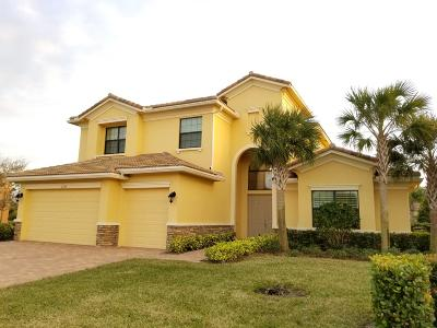 Jensen Beach Single Family Home For Sale: 2256 NW Diamond Creek Way