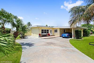 Fort Pierce Single Family Home For Sale: 211 Fernandina Street