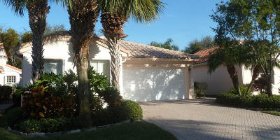 Boynton Beach Single Family Home For Sale: 11948 Rosetree Terrace