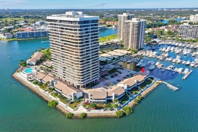 North Palm Beach Condo For Sale: 100 Lakeshore Drive #L-1