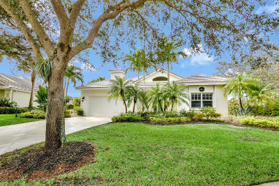 Hobe Sound Single Family Home Contingent: 7654 SE Muir Woods Lane
