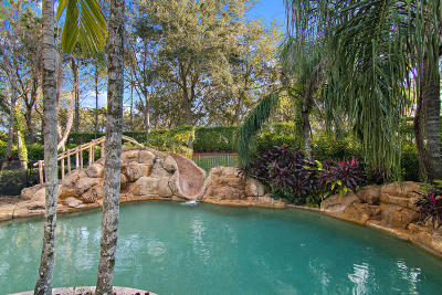 Boynton Beach Single Family Home For Sale: 8874 Hidden Acres Drive