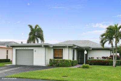 Palm Beach Gardens Single Family Home For Sale: 13445 Whispering Lakes Lane