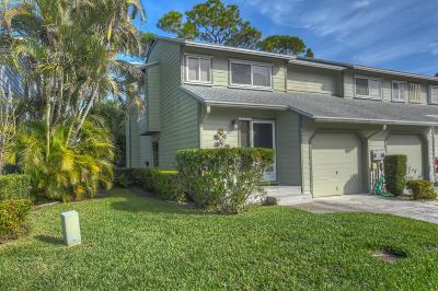 Jensen Beach Single Family Home For Sale: 691 NE Wax Myrtle Way