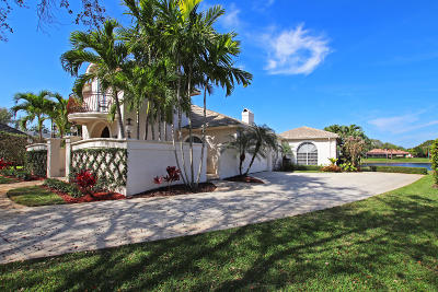 Tequesta Single Family Home For Sale: 10265 SE Banyan Way