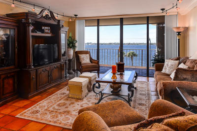 Palm Beach Condo For Sale: 3200 S Ocean Boulevard #C304
