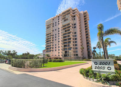 La Fontana Condo For Sale: 2001 Ocean Boulevard #601