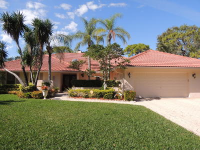 Boca Raton Single Family Home For Sale: 2241 NW 39th Drive