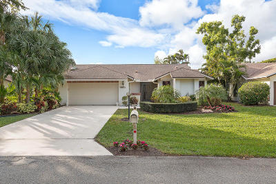 Delray Beach Single Family Home For Sale: 5591 Boca Delray Boulevard