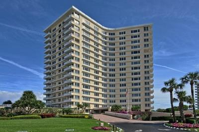 Sabal Shores, Sabal Shores Apts Condo, Sabal Shores Condo Condo For Sale: 600 S Ocean Boulevard #803
