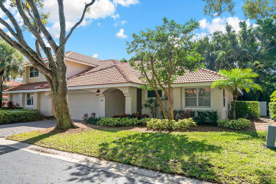 Boca Raton Single Family Home For Sale: 2034 NW 52nd Street