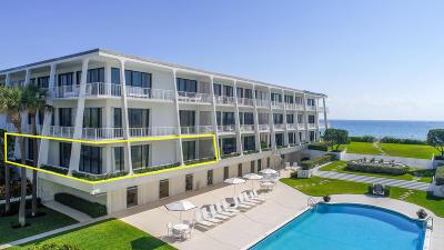 Palm Beach Condo For Sale: 2275 S Ocean Boulevard #104n
