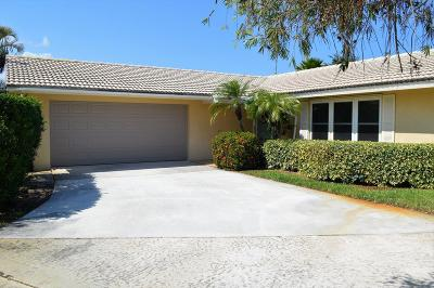 North Palm Beach Single Family Home For Sale: 1823 Crafton Road