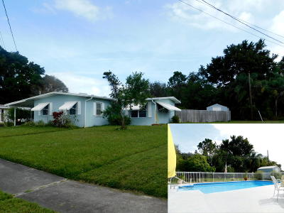 Port Saint Lucie FL Single Family Home Sold: $169,500