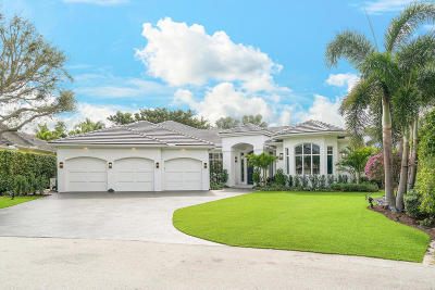 Boca Raton Single Family Home For Sale: 434 Areca Palm Road