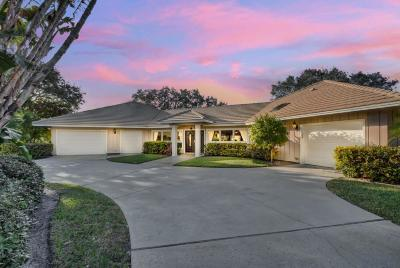 Stuart Single Family Home For Sale: 5681 SE Winged Foot Drive