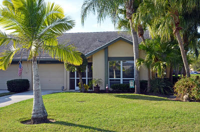 Palm City Single Family Home For Sale