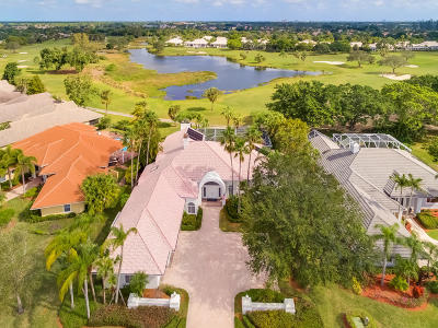 Jupiter, Palm Beach Gardens, West Palm Beach Single Family Home For Sale: 219 Thornton Drive