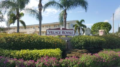Boynton Beach Condo For Sale: 2192 NE 1st Way #104