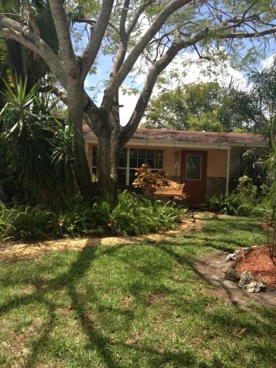 Palm Beach Gardens Single Family Home For Sale: 4434 Birdwood Street