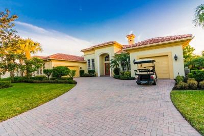 Palm City Single Family Home Contingent: 213 SW Palm Cove Drive