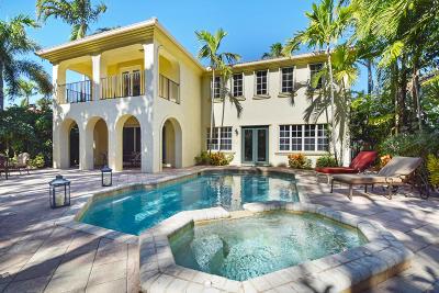 Palm Beach Gardens Rental For Rent: 918 Mill Creek Drive