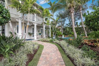 West Palm Beach Single Family Home For Sale: 123 Flagler Promenade
