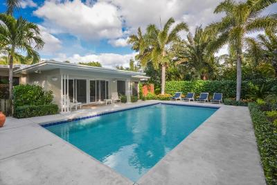 Lake Worth Single Family Home For Sale: 183 Bryn Mawr Drive