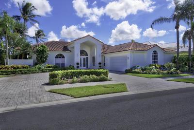Palm Beach Gardens Single Family Home For Sale: 51 Saint George Place
