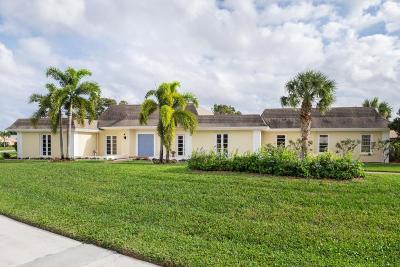 Boynton Beach Single Family Home For Sale: 11274 Wingfoot Drive