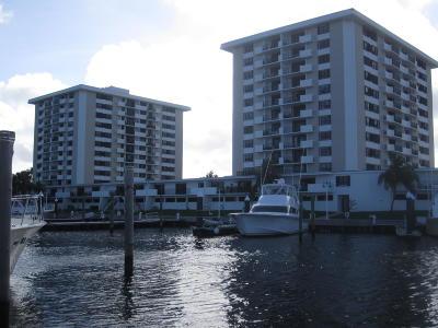 North Palm Beach Condo For Sale: 1200 Marine Way #Apt 104