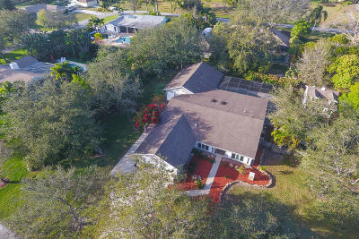 Jupiter Single Family Home For Sale: 5895 Sundance Court