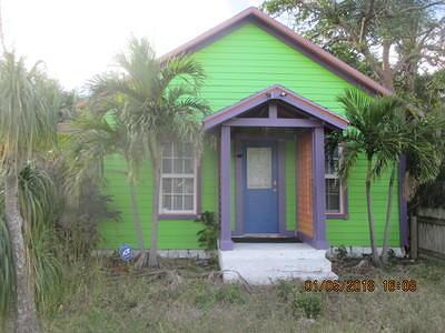 Lake Worth Single Family Home Contingent: 421 K Street