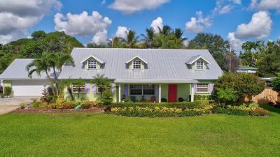 Boynton Beach Single Family Home For Sale: 3615 SE 2nd Street