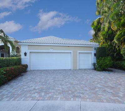 Delray Beach Single Family Home For Sale: 16053 E Villa Vizcaya Place
