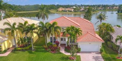 Boca Raton Single Family Home Contingent: 12641 Maypan Drive