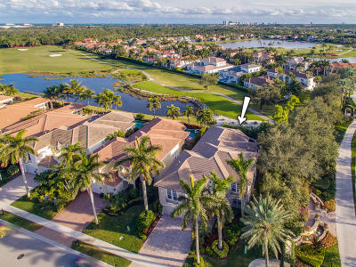 Palm Beach Gardens FL Single Family Home For Sale: $1,499,940
