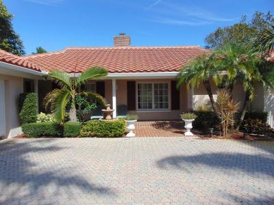 Boynton Beach Single Family Home For Sale: 4575 Pine Tree Drive