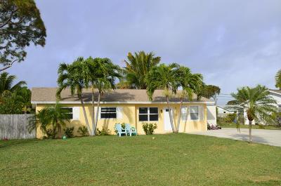 Tequesta Single Family Home For Sale