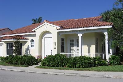 Jupiter Single Family Home For Sale: 139 Mangrove Bay Way