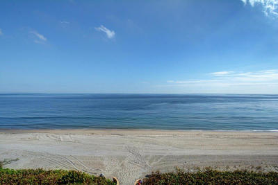 Highland Beach Condo For Sale: 2901 S Ocean Boulevard #401